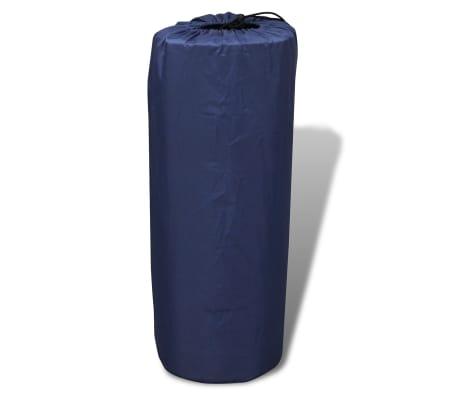 acheter matelas autogonflant bleu 190 x 130 x 5 cm 2 personnes pas cher. Black Bedroom Furniture Sets. Home Design Ideas