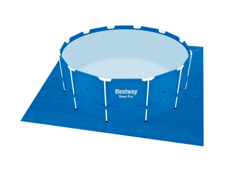 Bestway Hydrium Stahlrahmen Swimming Pool Set rund 360 x 120 cm ...