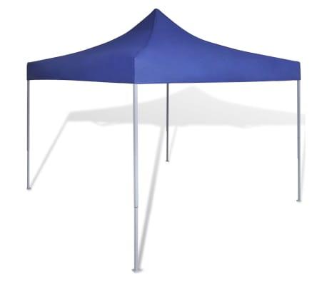vidaXL Tenda dobrável 3 x 3 m azul