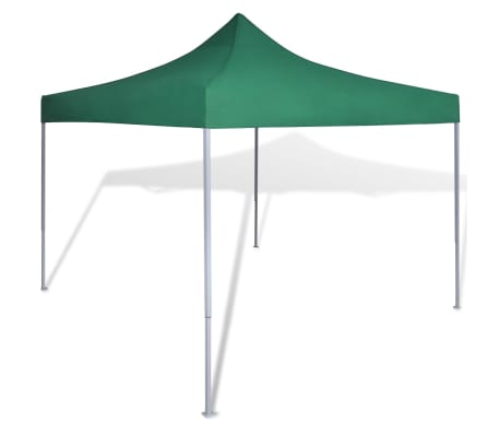 vidaXL Foldable Tent 3x3 m Green