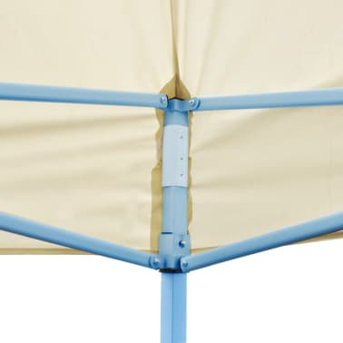 vidaXL Carpa plegable Pop-up 3x6 m crema[5/11]