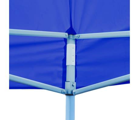 "vidaXL Blue Foldable Pop-up Party Tent 9'10"" x 19'8""[5/11]"