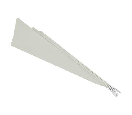acheter paravent pour terrasse d montable couleur cr me pas cher. Black Bedroom Furniture Sets. Home Design Ideas