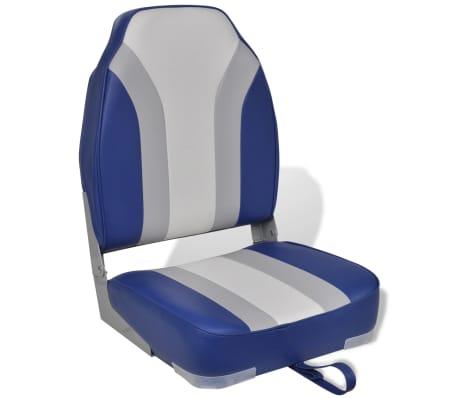 acheter vidaxl chaise pliable de bateau haut dossier pas cher. Black Bedroom Furniture Sets. Home Design Ideas