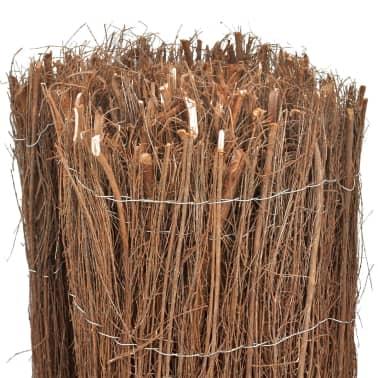 vidaXL Tuinomheining Sprokkelhout 400x150 cm[3/4]