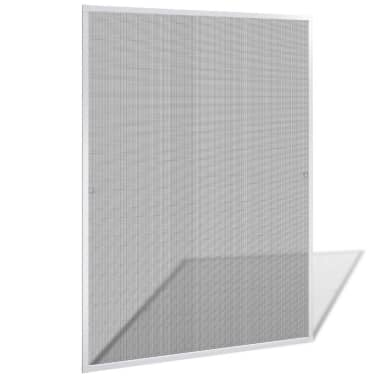 "White Insect Screen for Windows 47.2""x55.1""[1/7]"