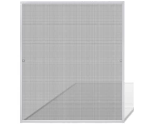 "White Insect Screen for Windows 47.2""x55.1""[2/7]"