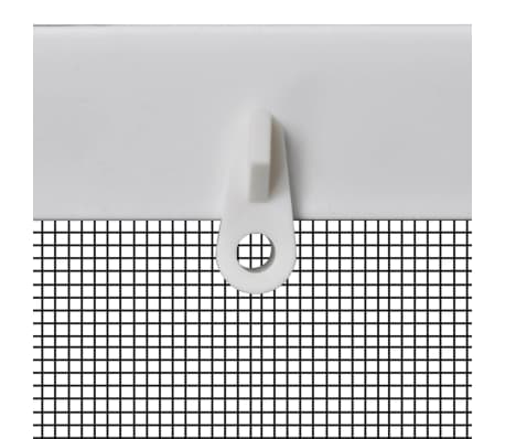 "White Insect Screen for Windows 47.2""x55.1""[5/7]"
