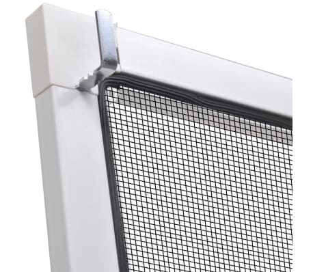 "White Insect Screen for Windows 47.2""x55.1""[6/7]"