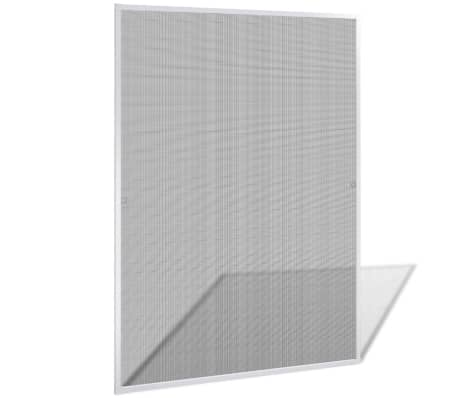 "White Insect Screen for Windows 51.2""x59""[1/7]"