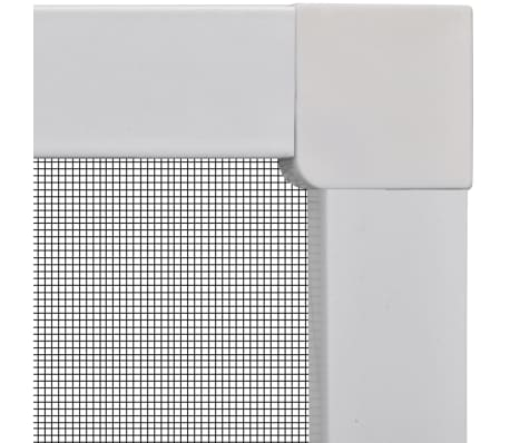 "White Insect Screen for Windows 51.2""x59""[3/7]"