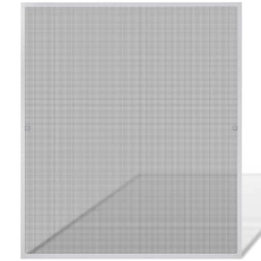"White Insect Screen for Windows 51.2""x59""[2/7]"