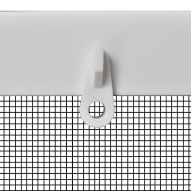 "White Insect Screen for Windows 51.2""x59""[5/7]"