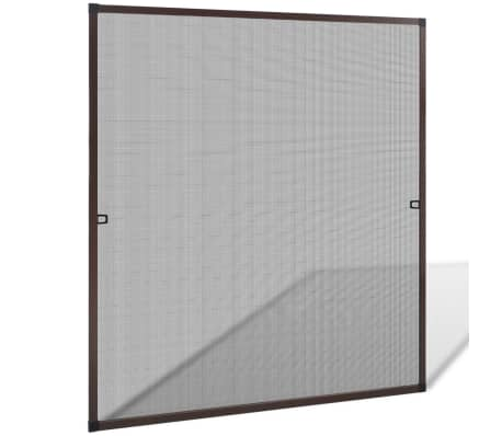 "Brown Insect Screen for Windows 47.2""x55.1""[1/7]"