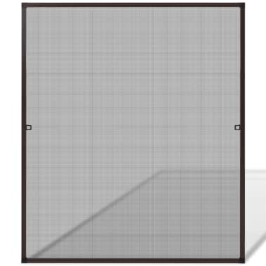 "Brown Insect Screen for Windows 47.2""x55.1""[2/7]"