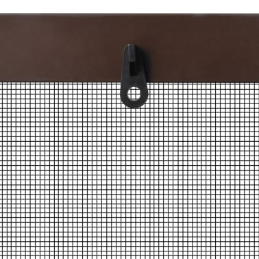 "Brown Insect Screen for Windows 47.2""x55.1""[5/7]"