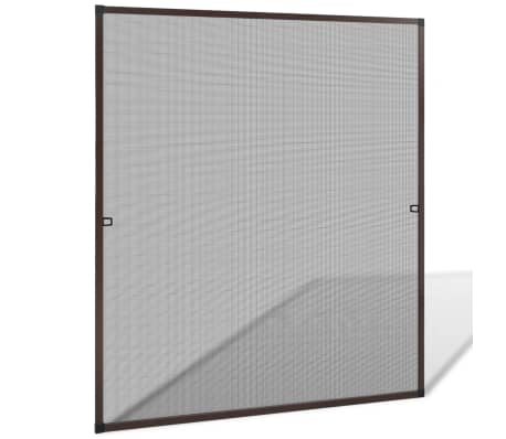"Brown Insect Screen for Windows 51.2""x59""[1/7]"