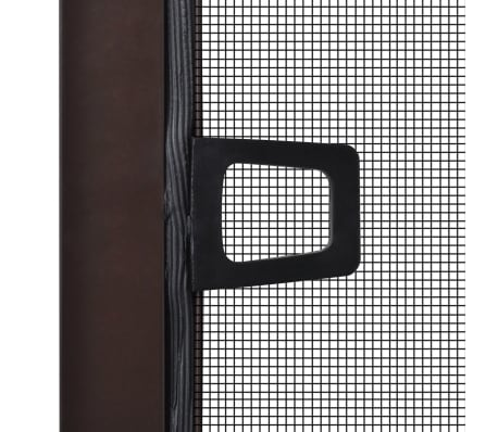 "Brown Insect Screen for Windows 51.2""x59""[4/7]"