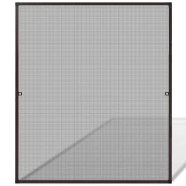 "Brown Insect Screen for Windows 51.2""x59""[2/7]"