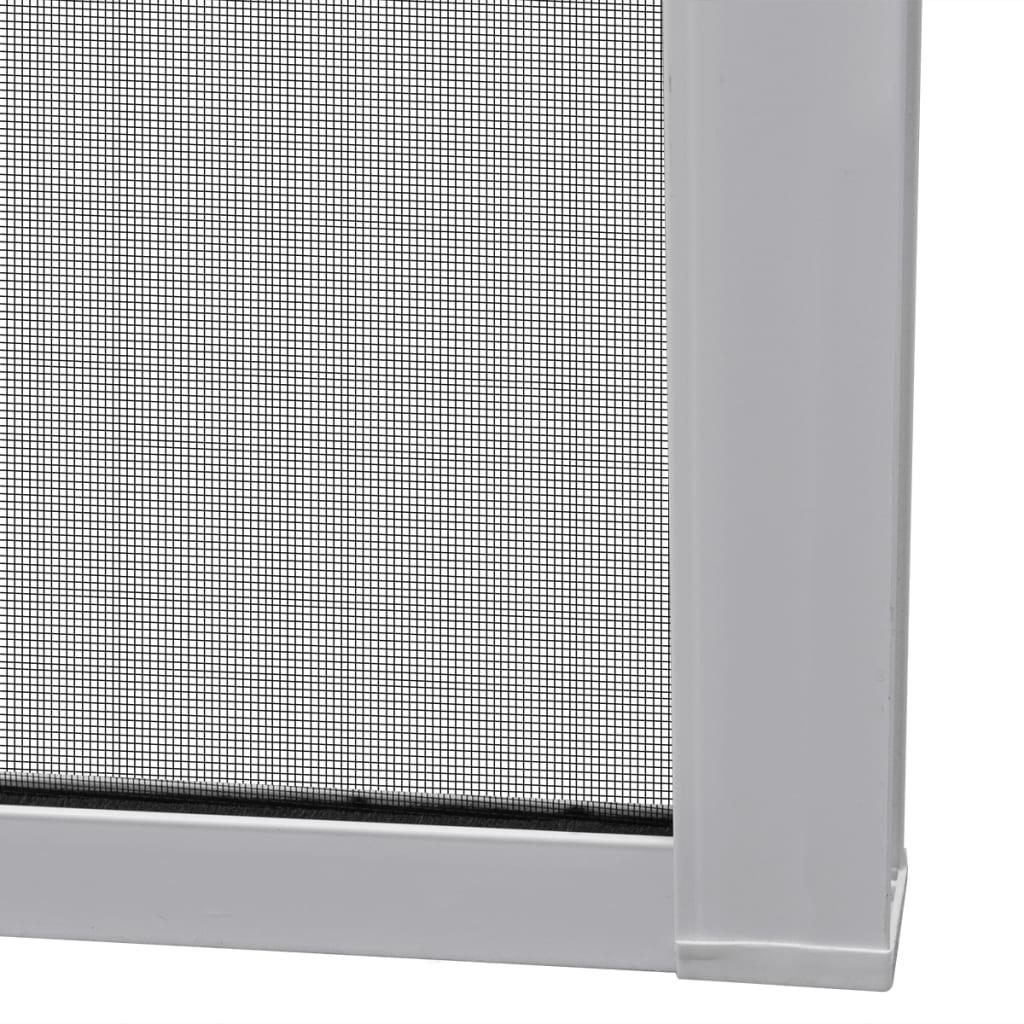 fa8403a218f vidaXL Putukavõrk ustele 120 x 215 cm valge