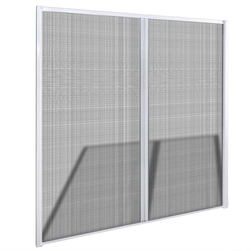 dff12e799cd vidaXL Putukavõrk paarisustele 215 x 215 cm valge