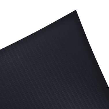 Osłona na płot siatka PCV ciemnoszara (70 x 0,19 m)[6/6]