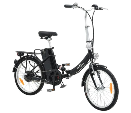 vidaXL Vélo électrique pliable et pile lithium-ion Alliage d'aluminium[1/10]