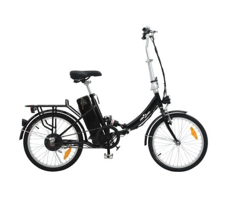 vidaXL Vélo électrique pliable et pile lithium-ion Alliage d'aluminium[2/10]