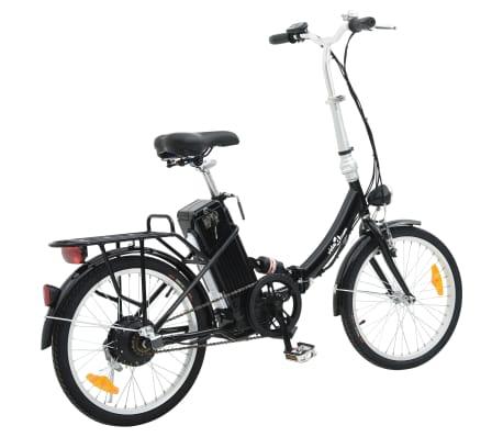 vidaXL Vélo électrique pliable et pile lithium-ion Alliage d'aluminium[3/10]