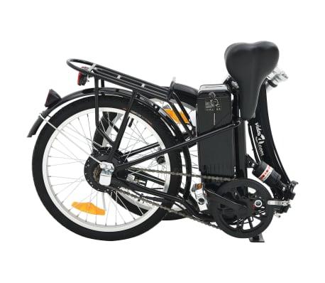 vidaXL Vélo électrique pliable et pile lithium-ion Alliage d'aluminium[4/10]