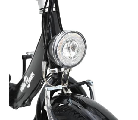 vidaXL Vélo électrique pliable et pile lithium-ion Alliage d'aluminium[9/10]