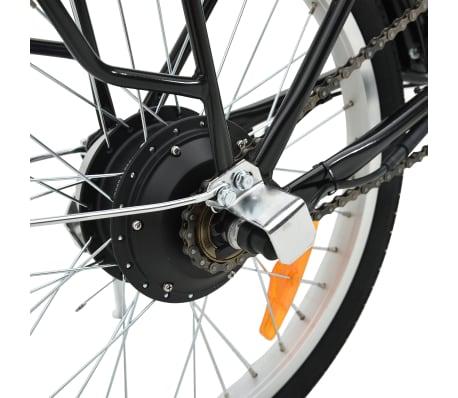 vidaXL Vélo électrique pliable et pile lithium-ion Alliage d'aluminium[10/10]