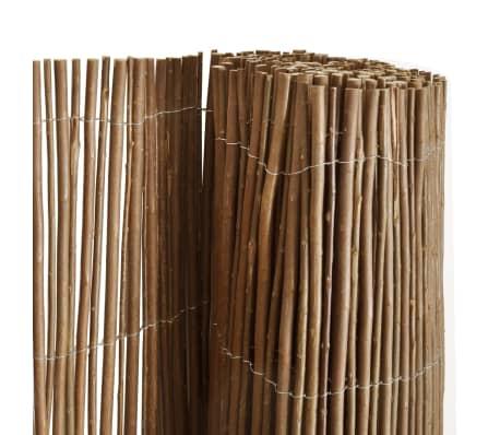 "Garden Willow Fence 9' 10"" x 3' 3""[3/5]"