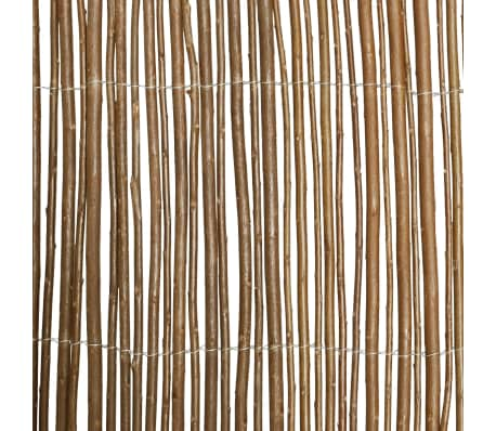 "Garden Willow Fence 9' 10"" x 3' 3""[4/5]"