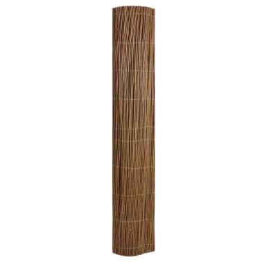 Garden Willow Fence 9