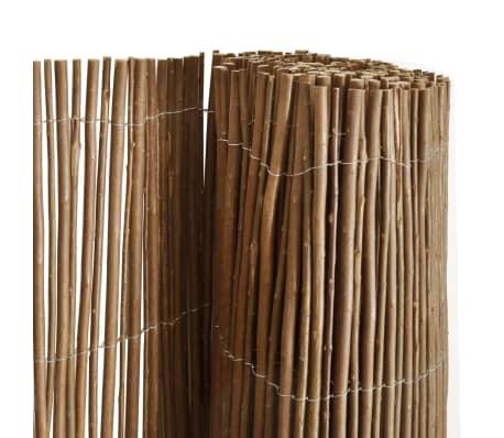 "Garden Willow Fence 13' 1"" x 6' 6""[3/5]"