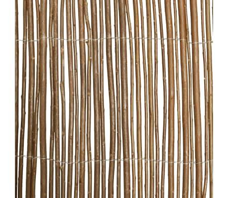 "Garden Willow Fence 13' 1"" x 6' 6""[5/5]"