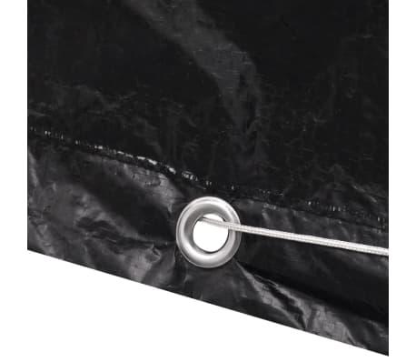 Sodo Baldų Uždangalas, 8 Skylutės, 135 x 135 x 90 cm[4/5]