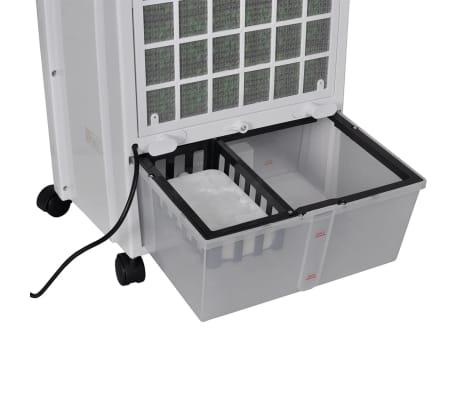 vidaXL Enfriador de aire ventilador purificador humidificador 8 L[7/9]