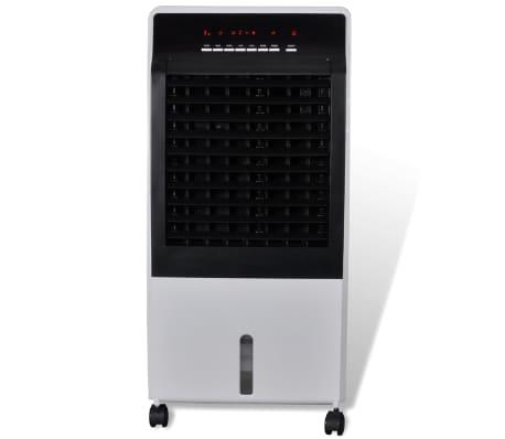 vidaXL Enfriador de aire ventilador purificador humidificador 8 L[8/9]