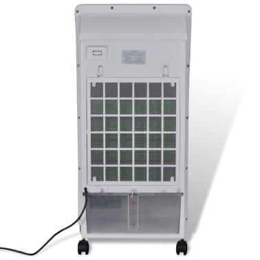 vidaXL Enfriador de aire ventilador purificador humidificador 8 L[5/9]