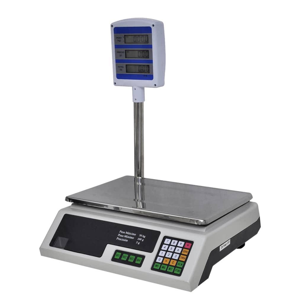 Elektronická váha na balíky max. 30 kg