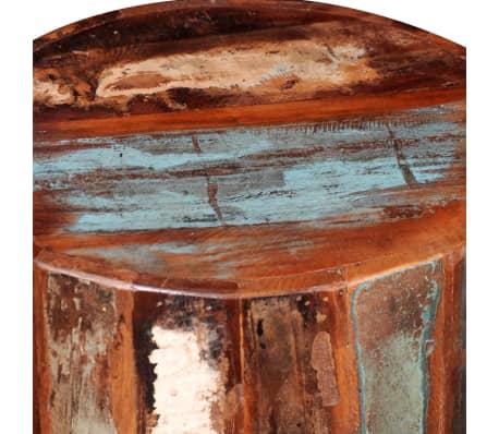 vidaXL Baro kėdutė, perdirbta masyvi mediena[6/7]