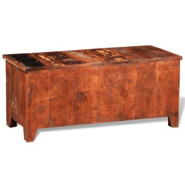 vidaXL Reclaimed TV Hi-Fi Cabinet Side Cabinet Solid Wood[8/11]