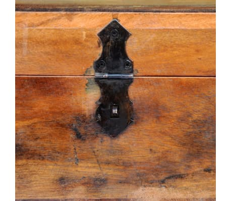vidaXL Reclaimed Storage Box Solid Wood[6/7]