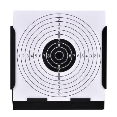 """5.5"""" Square Target Holder Pellet Trap + 100 Paper Targets[2/4]"""