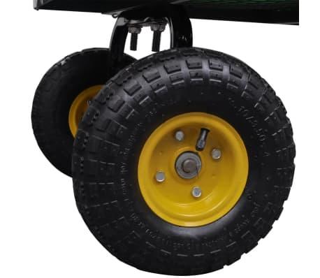 Trädgårdsvagn klarar 350 kg[5/5]