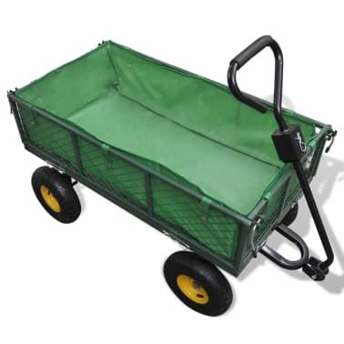 Trädgårdsvagn klarar 350 kg[2/5]