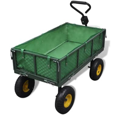 Trädgårdsvagn klarar 350 kg[3/5]