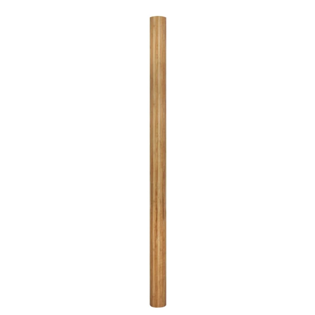 99241668 Raumteiler Bambus Natur 250×195 cm
